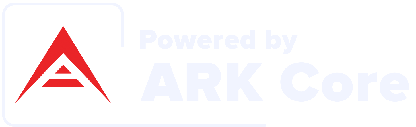 Powered by ARK Core